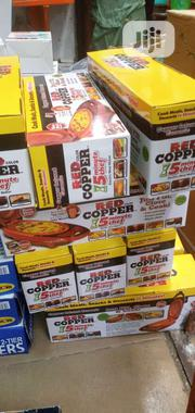 Red Copper 5min Chef Original | Kitchen Appliances for sale in Lagos State, Ikeja