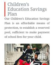 Children's Education Savings Plan | Tax & Financial Services for sale in Lagos State, Alimosho
