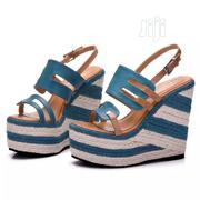 Women's Classic Wedge Sandals Heels | Shoes for sale in Lagos State