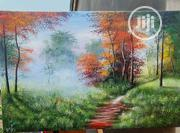 Landscape Acrylic Painting   Building & Trades Services for sale in Abuja (FCT) State, Lugbe District