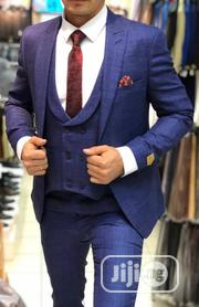 Quality Stripes 3piece Turkey Men's Suits | Clothing for sale in Lagos State, Lagos Island