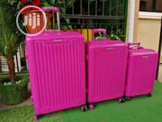 Exotic Fancy 3 In 1 ABS Luggages | Bags for sale in Cross River State, Ogoja