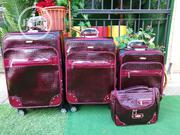 3 In 1 Fancy Luggage With Handbag   Bags for sale in Taraba State, Zing