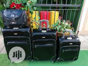 Fashionable 3 in 1 Fancy Luggages With Handbag   Bags for sale in Sokoto State, Wamako