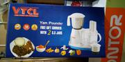 Vtcl Yam Pounder, With Free Gift Grinder/Blender | Kitchen Appliances for sale in Lagos State, Ojo