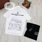 Quality Louis Vuitton Men's T-Shirt | Clothing for sale in Lagos State, Lagos Island