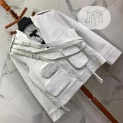 Original Louis Vuitton Jacket Available in White Order Yours Now | Clothing for sale in Lagos State, Lagos Island