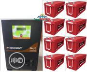 SINERGY 5kva 48/96v Inverter Installation With 8 Batteries | Building & Trades Services for sale in Lagos State, Ikoyi