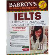 Barron IELTS With Mp3 Cd (5th Edition) | Books & Games for sale in Lagos State, Surulere