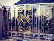 Stainless Steel Gate With Automatic Open And Remote Control | Doors for sale in Lagos State, Ikeja