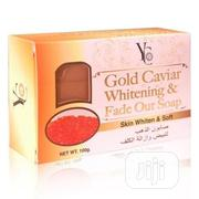 YC Whitening Gold Carvier Fade Out Soap | Bath & Body for sale in Abuja (FCT) State, Garki 2