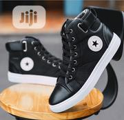 Men's Sneakers, Black Canvas | Shoes for sale in Lagos State, Amuwo-Odofin