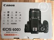 CANON EOS 600D 18-55mm   Photo & Video Cameras for sale in Lagos State, Lagos Island