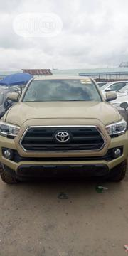 Toyota Tacoma 2016 4dr Double Cab Gold | Cars for sale in Lagos State, Lagos Island
