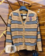 Original Burberry Men's Quality Sweatshirt | Clothing for sale in Lagos State, Lagos Island
