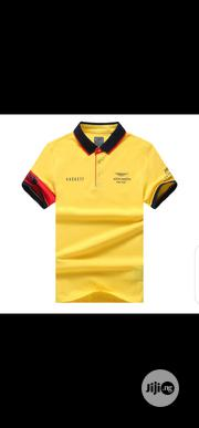 Hackett Collarneck Polo T Shirt Original | Clothing for sale in Lagos State, Surulere