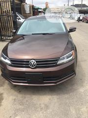 Volkswagen Jetta 2016 Brown | Cars for sale in Lagos State, Surulere