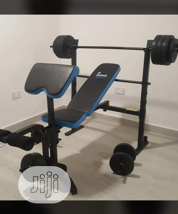 Bench Press With 50kg Weight