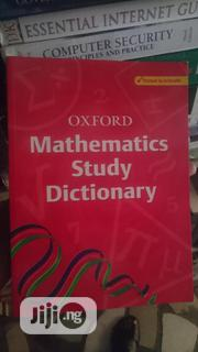 Mathematics Study Dictionary | Books & Games for sale in Lagos State