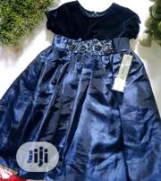 Jayne Copeland Navy Blue Gown | Children's Clothing for sale in Lagos State, Ikotun/Igando