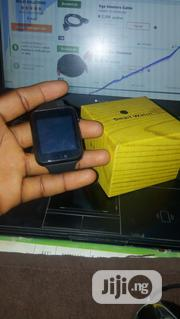 Smartwatch A1 Sim & Mcard Enabled | Smart Watches & Trackers for sale in Lagos State, Ikeja