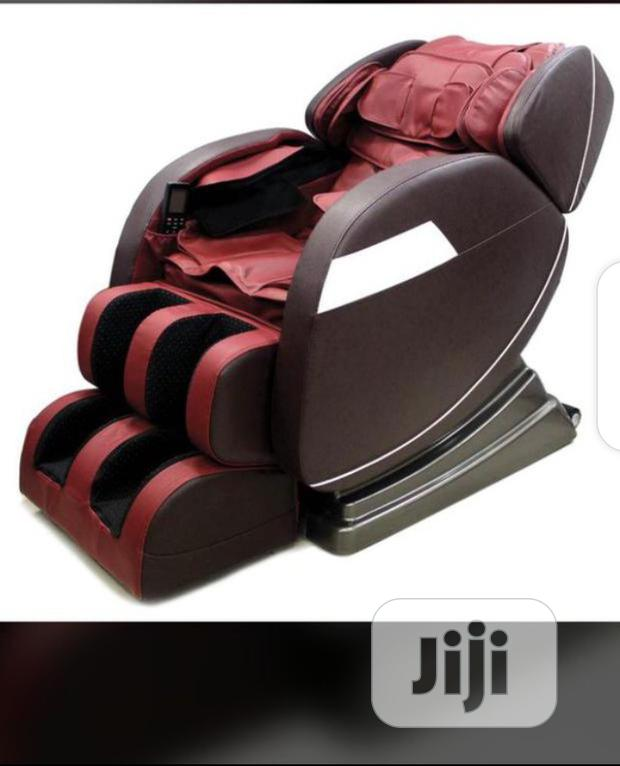 Archive: Executive Massage Chair