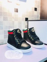 Gucci High Top Children's Sneakers | Children's Shoes for sale in Lagos State, Lagos Island
