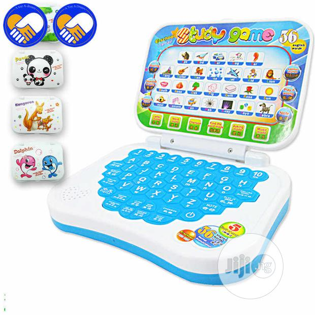 Study Game Kids Learning Laptop With FREE Mouse
