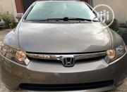 Honda Civic 2008 1.4i Sport Automatic Gray | Cars for sale in Lagos State, Ikeja