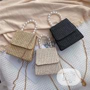 Basket Bag With Beaded Handle | Bags for sale in Lagos State