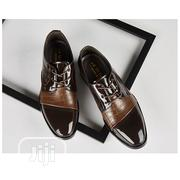 Men Oxford Formal Dress Shoes- Brown   Shoes for sale in Lagos State, Lekki Phase 1