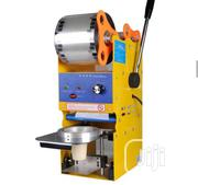 Semi Automatic Cup Sealing Machine | Manufacturing Equipment for sale in Lagos State, Ojo