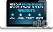 Get Your Professional Website Design, Development And Domain Name | Computer & IT Services for sale in Lagos State, Lagos Island