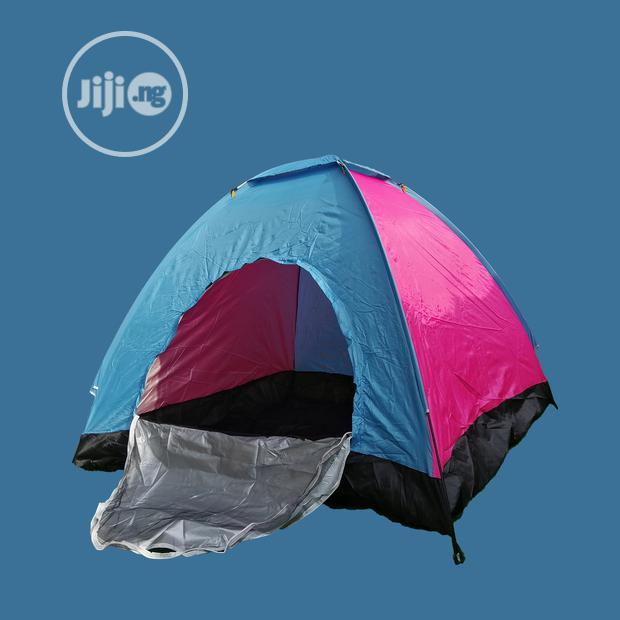 Uv-resistant Camping Tent