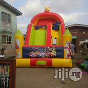New Bouncy Castle With Slide Climber And Bouncer | Toys for sale in Rivers State, Port-Harcourt