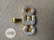 CEO Shiny Plated Pendant | Jewelry for sale in Lagos State, Isolo