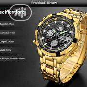 Golden Hour Wristwatch | Watches for sale in Lagos State, Ikeja
