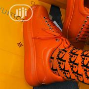 Alexander McQueen Red Sneakers | Shoes for sale in Lagos State, Lagos Island