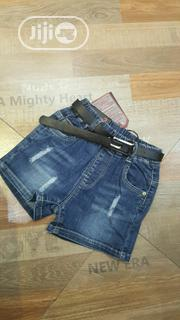 Jeans Bum Short | Children's Clothing for sale in Lagos State, Alimosho
