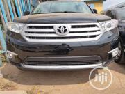 Toyota Highlander 2012 Limited Black | Cars for sale in Lagos State, Ikotun/Igando