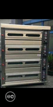 One Bag Deck Oven. Gas Deck Oven Four Deck 16trays | Industrial Ovens for sale in Lagos State, Ojo