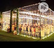 Curtain Christmas Lights Using The Current   Home Accessories for sale in Lagos State, Ojo