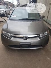 Honda Civic 2008 Gray | Cars for sale in Lagos State, Amuwo-Odofin