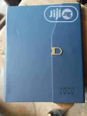 A5 2020 Inner Spiral Leather Diary/MQO -30pcs | Stationery for sale in Lagos State, Surulere