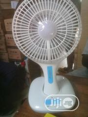 Rechargeable Table Fan   Home Appliances for sale in Lagos State, Ojo