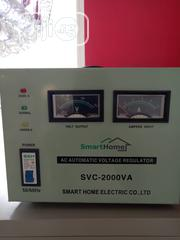 2KVA Smarthome Servo Stabilizer ON Promo   Electrical Equipment for sale in Lagos State