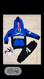 Puma Boy's Joggers | Children's Clothing for sale in Lagos State, Lagos Island