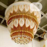 Classical Crystal Chandelier Flush Wit Bluetooth and Speakers Remote | Home Accessories for sale in Lagos State, Magodo