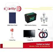 Solarity Solar System   Solar Energy for sale in Lagos State, Ajah
