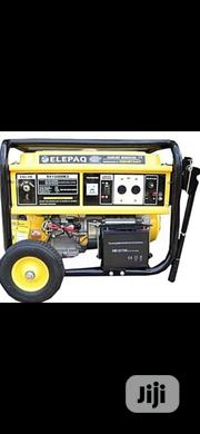 Elepaq 6.5KVA Gasoline Generator | Electrical Equipment for sale in Lagos State, Amuwo-Odofin
